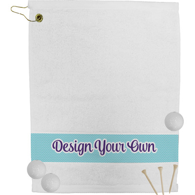 Design Your Own Personalized Golf Towel