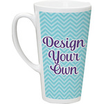 Design Your Own Latte Mug (Personalized)