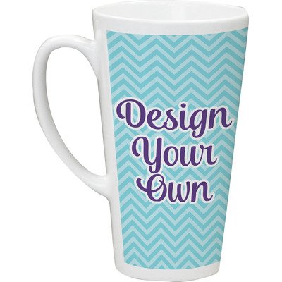 Design Your Own Personalized Latte Mug
