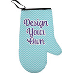 Design Your Own Right Oven Mitt (Personalized)
