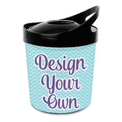 Design Your Own Plastic Ice Bucket (Personalized)