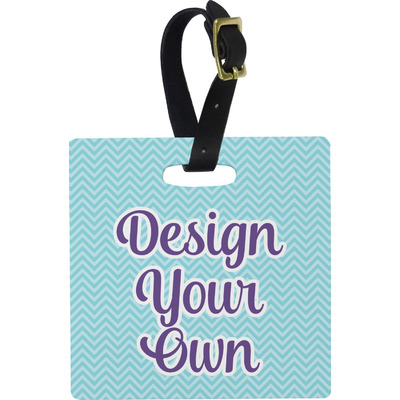 Design Your Own Luggage Tags