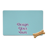 Design Your Own Pet Bowl Mat (Personalized)