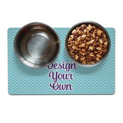 Design Your Own Dog Food Mat