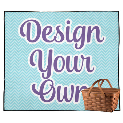 Design Your Own Personalized Outdoor Picnic Blanket