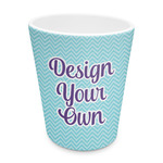 Design Your Own Plastic Tumbler 6oz (Personalized)