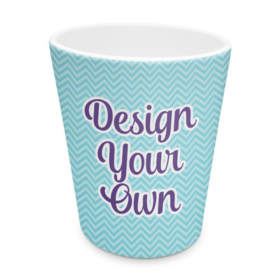 Design Your Own Personalized Plastic Tumbler 6oz