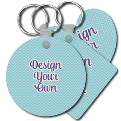 Design Your Own Plastic Keychains
