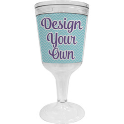 Design Your Own Wine Tumbler - 11 oz Plastic