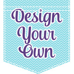 Design Your Own Iron On Faux Pocket (Personalized)