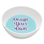 Design Your Own Melamine Bowl 8oz (Personalized)