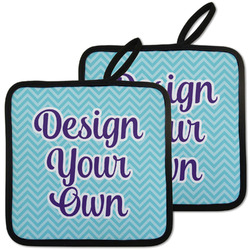 Design Your Own Pot Holders - Set of 2