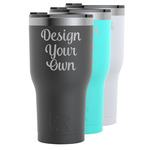Design Your Own RTIC Tumbler - 30 oz
