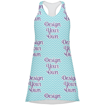 Design Your Own Personalized Racerback Dress