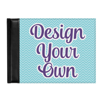 Design Your Own Genuine Leather Guest Book