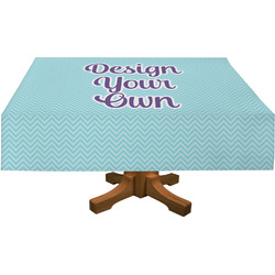 "Design Your Own Tablecloth - 58""x102"" (Personalized)"