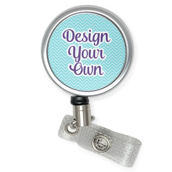Design Your Own Retractable Badge Reel (Personalized)