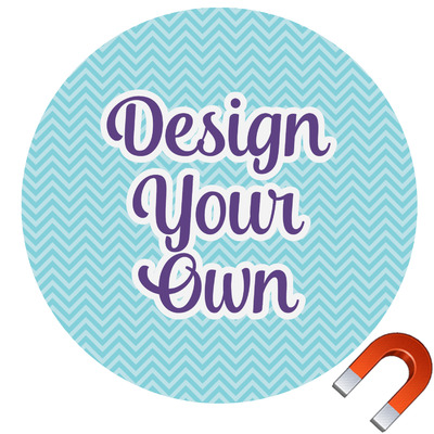 Design Your Own Car Magnet