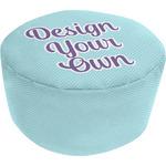 Design Your Own Round Pouf Ottoman