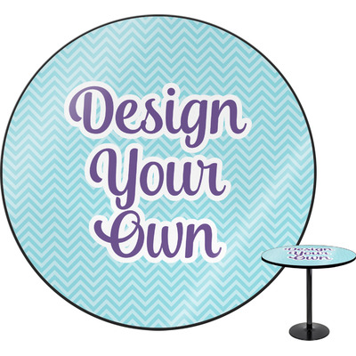Design Your Own Personalized Round Table