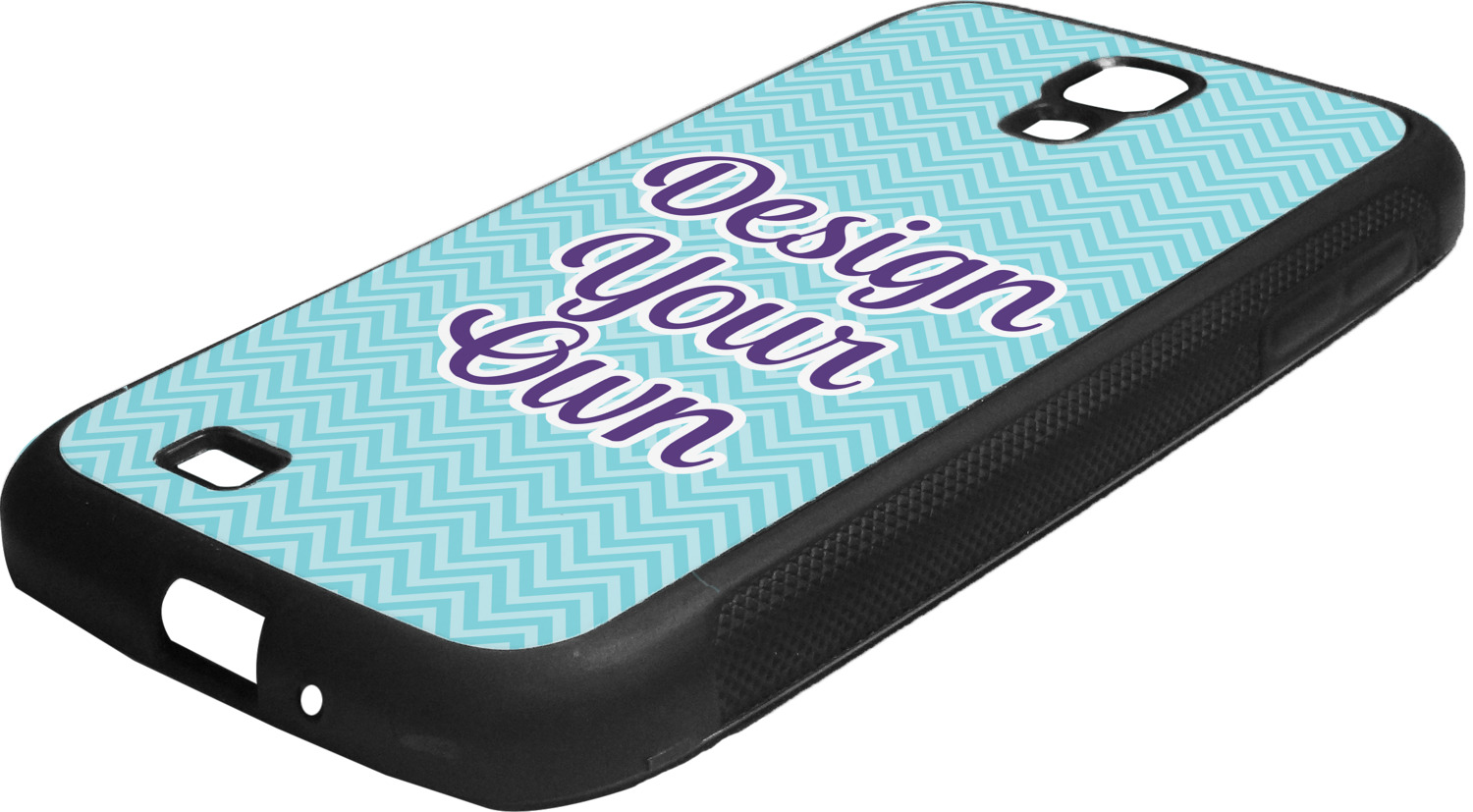 buy popular 9020b cfcdb Design Your Own Personalized Rubber Samsung Galaxy 4 Phone Case