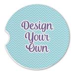 Design Your Own Sandstone Car Coaster - Single