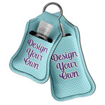 Design Your Own Hand Sanitizer & Keychain Holder