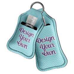 Design Your Own Hand Sanitizer & Keychain Holder