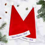 Design Your Own Santa Hat