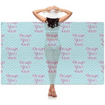 Design Your Own Sheer Sarong (Personalized)