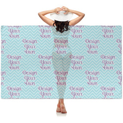 Design Your Own Sheer Sarong