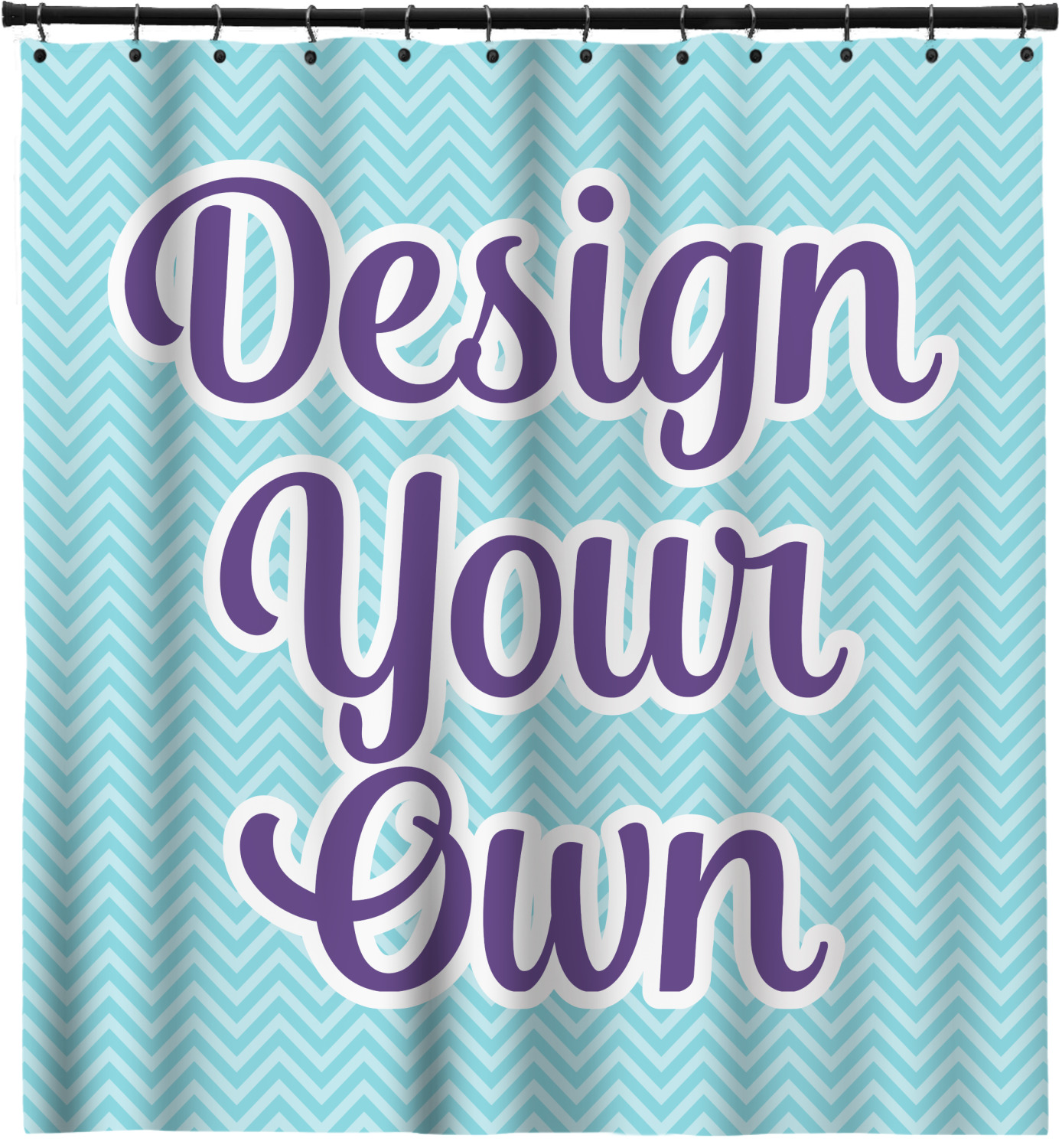 Design Your Own Shower Curtain Personalized Youcustomizeit