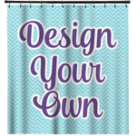 Design Your Own Shower Curtain (Personalized)