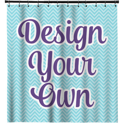 Design Your Own Shower Curtain 69 X70 Personalized Youcustomizeit