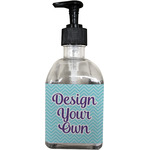 Design Your Own Soap/Lotion Dispenser (Glass) (Personalized)
