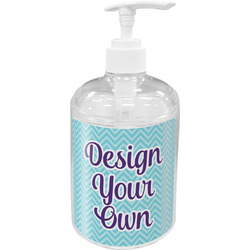 Design Your Own Acrylic Soap & Lotion Bottle