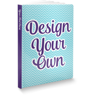 Design Your Own Personalized Softbound Notebook