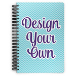 Design Your Own Spiral Bound Notebook (Personalized)