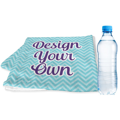 Design Your Own Personalized Sports & Fitness Towel