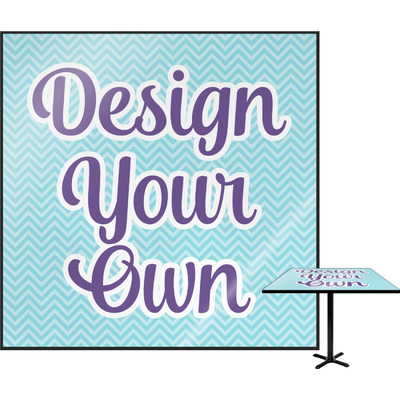 Design Your Own Personalized Square Table Top
