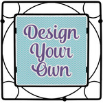 Design Your Own Square Trivet (Personalized)