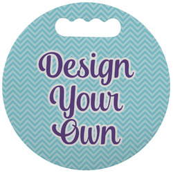Design Your Own Stadium Cushion (Round)