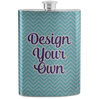 Design Your Own Personalized Stainless Steel Flask