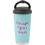 Design Your Own Stainless Steel Travel Mug (Personalized)