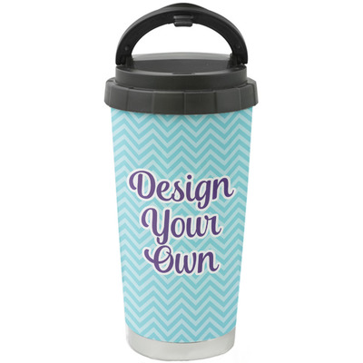 Design Your Own Personalized Stainless Steel Travel Mug