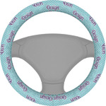 Design Your Own Steering Wheel Cover (Personalized)