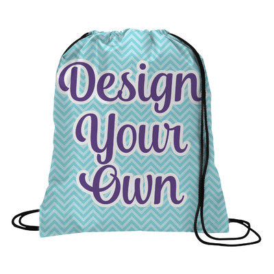 Design Your Own Personalized Drawstring Backpack