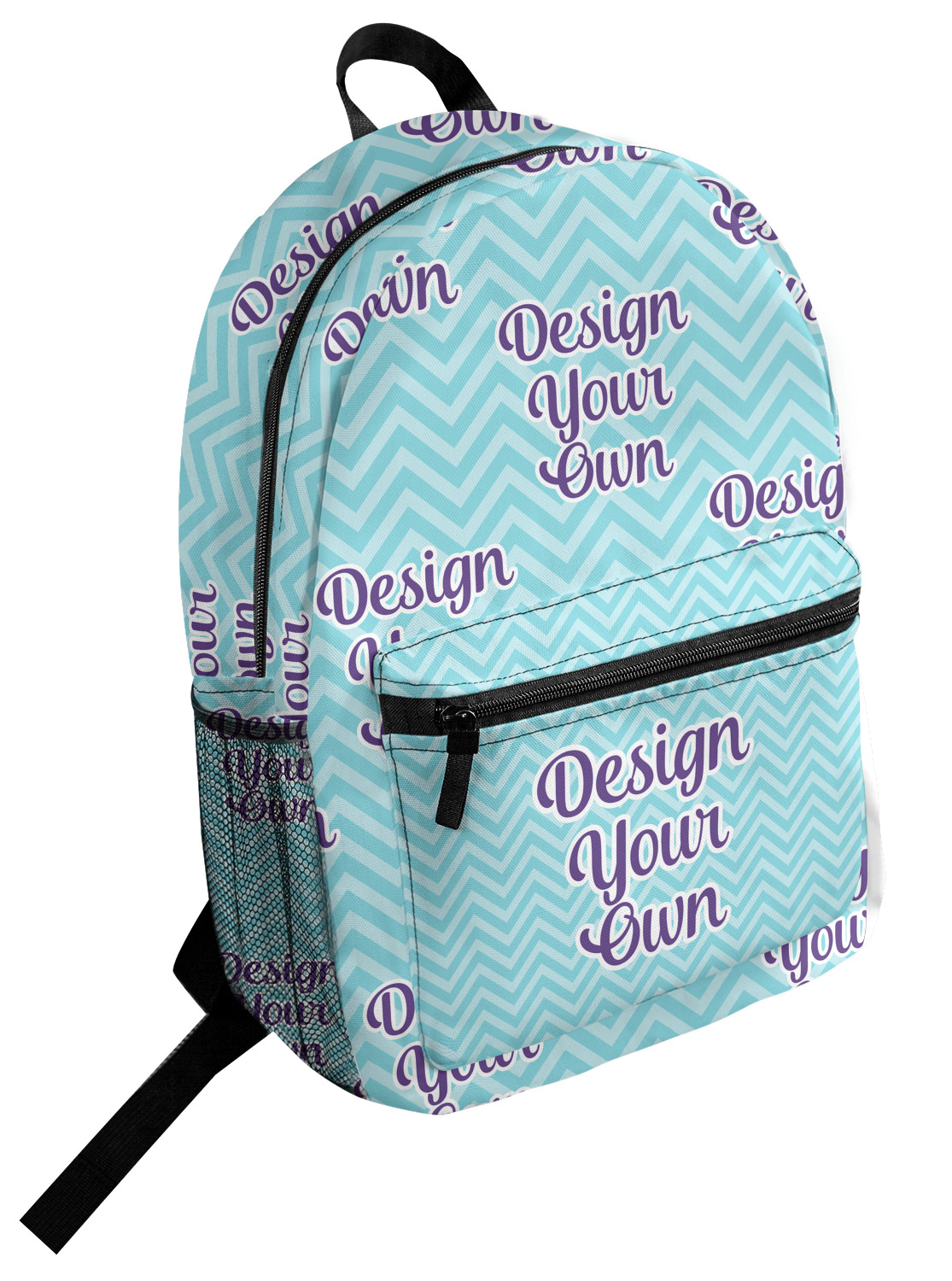 3bb0a25c0b784 Design Your Own Student Backpack (Personalized) - YouCustomizeIt