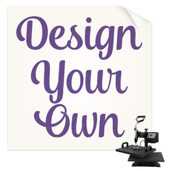 Design Your Own Sublimation Transfer