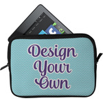 Design Your Own Tablet Case / Sleeve (Personalized)
